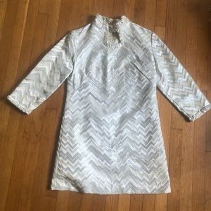 60s Vintage Mini Dress Sz SM